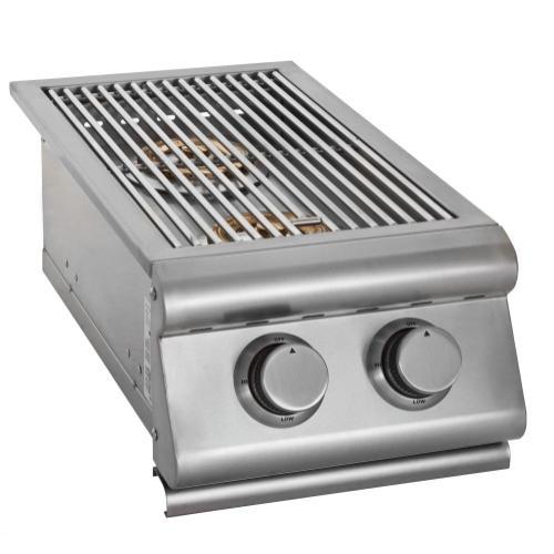 Blaze Grills - Blaze Built-In Double Side Burner ,Fuel Type - Propane
