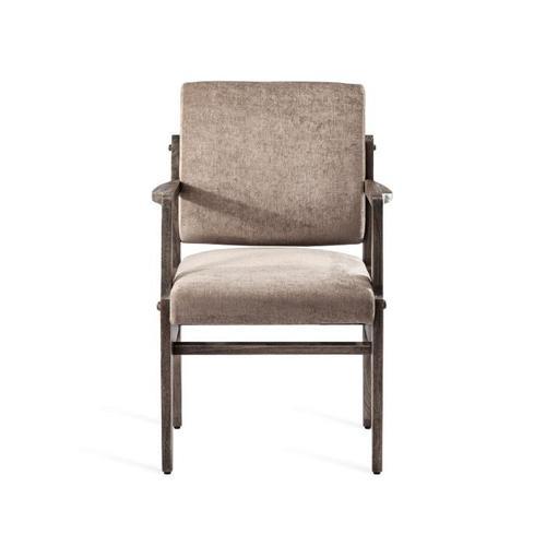 Hale Arm Chair - Rustic Grey