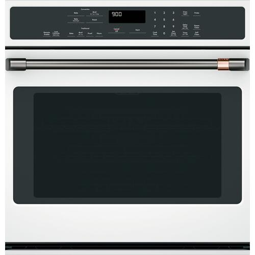 """Cafe - Café™ 30"""" Smart Single Wall Oven with Convection"""