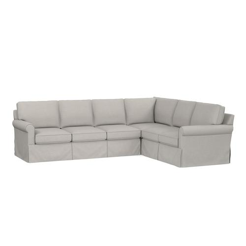 Suffolk Large L-Shaped Sectional