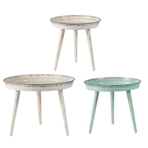 A & B Home - S/3 Table