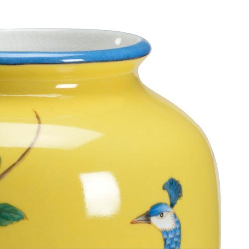 Pickney Peacock Vase