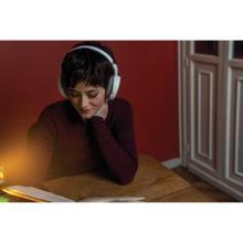 HD450BT Wireless Around Ear Headphones with Bluetooth® (White)