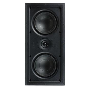 "Nuvo Series Two 5.25"" In-Wall LCR Speaker"