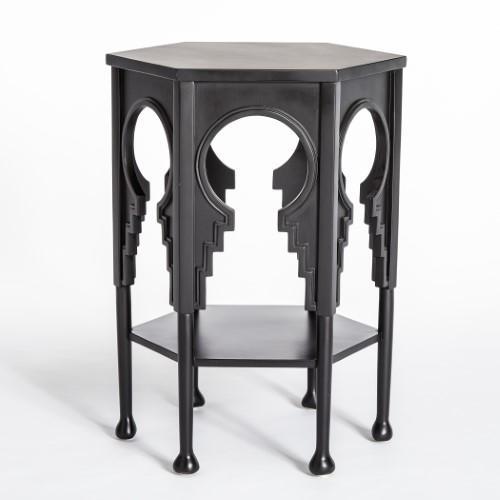 Jacobean Table-Ebony