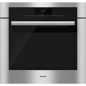 MieleH 6780 BP 30 Inch Convection Oven - The multi-talented Miele for the highest demands.