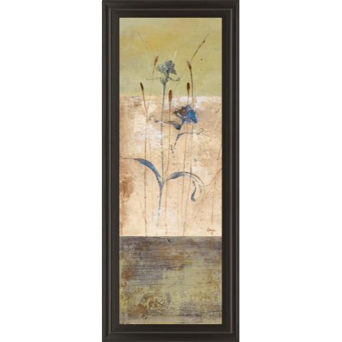 """Kimono I"" By Loretta Linza Framed Print Wall Art"