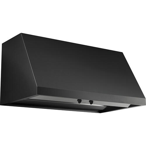 "Cafe 30"" Commerical Hood Matte Black"