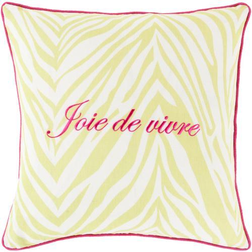 "Surya - Joie de Vivre JDV-001 18""H x 18""W"