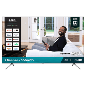"85"" Class- H65G Series - 4K UHD Hisense Android Smart TV (2020)"