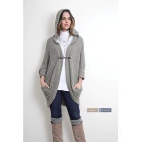 WB Bumble Knit Jacket - XS (2 pc. ppk.)