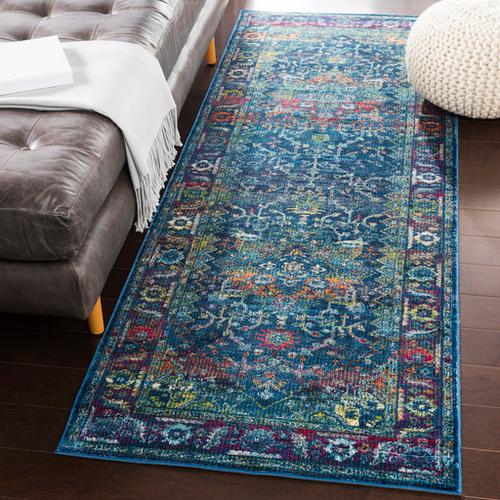 "Aura Silk ASK-2302 2'7"" x 7'6"""