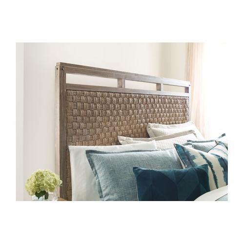 Linden Panel Queen Bed - Complete