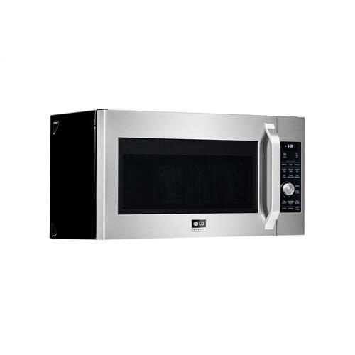 LG - LG STUDIO 1.7 cu. ft. Over-the-Range Convection Microwave Oven