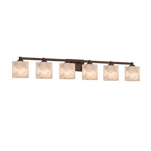 Regency 6-Light Bath Bar