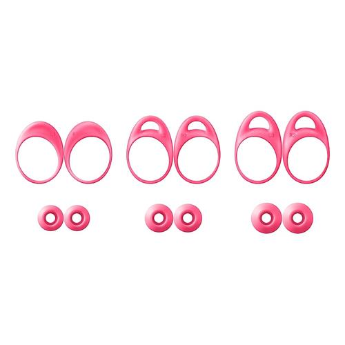 Gear IconX 2018 Eartips & Wingtips, Pink