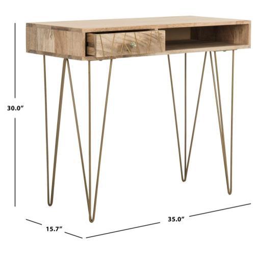 Marigold Desk - Natural