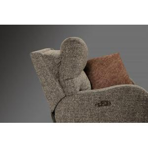 "Power Headrest Power Lay Flat Reclining Sofa (82"")"