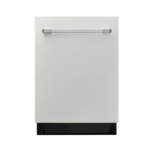 Dacor Silver Stainless Steel Dishwasher