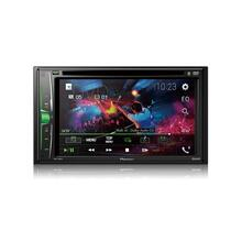 "Multimedia DVD Receiver with 6.2"" WVGA Clear Resistive Display"