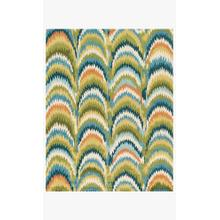 View Product - Hol01 Green / Blue Rug