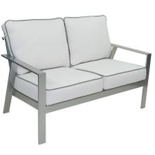 View Product - Trento Cushioned Loveseat