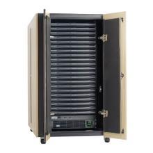 EdgeReady Micro Data Center, 21U, Quiet, 3 kVA UPS, Network Management and PDU, 120V Kit
