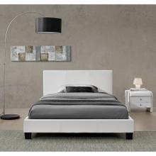 See Details - Full bed (PVC White) white 803