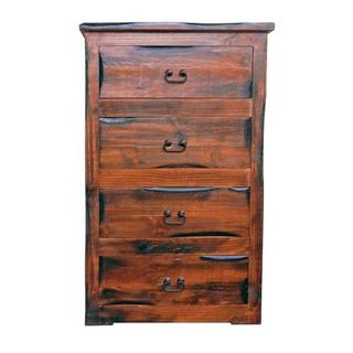 See Details - P W O 4 Drawer Chest