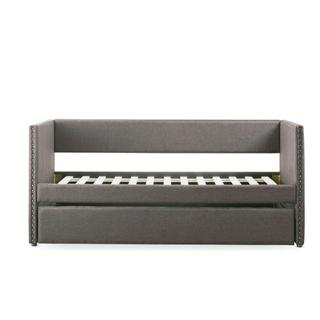 Therese Gray Daybed w/ Trundle