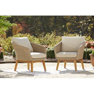 Crystal Cave Outdoor Lounge Chair With Cushion