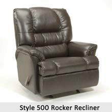 See Details - Radar Wine MT 500RCL - 500 Rocker Recliner