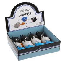 Slingshot Sharks (12 pc. ppk.)