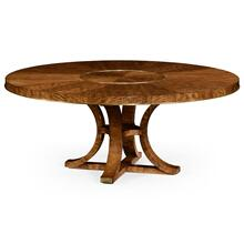 Hyedua circular dining table