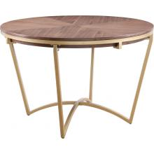 """See Details - Eleanor Dining Table - 46"""" W x 46"""" D x 30"""" H"""