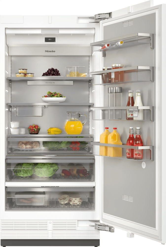 MieleK 2901 Vi - Mastercool(tm) Refrigerator For High-End Design And Technology On A Large Scale.