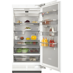 MieleK 2901 Vi - MasterCool™ refrigerator For high-end design and technology on a large scale.