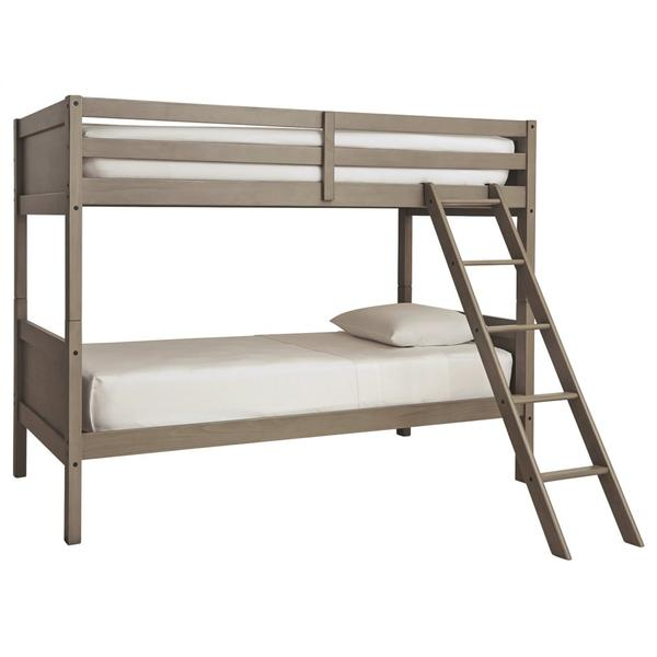 See Details - Lettner Twin/twin Bunk Bed With Ladder