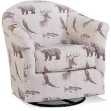 Weston Swivel Glider Chair