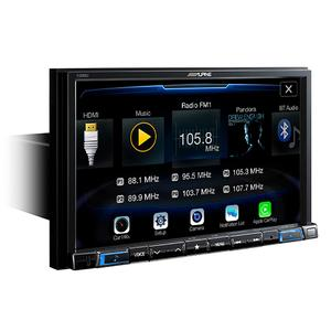 Gallery - 8-Inch Multimedia Receiver with GPS Navigation