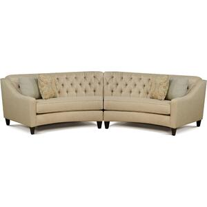England Furniture3F00-Sect Finneran Sectional