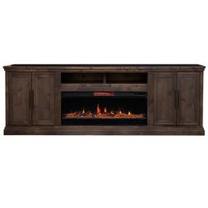 Monterey Fireplace Super Console