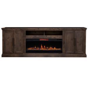 Legends - Monterey Fireplace Super Console