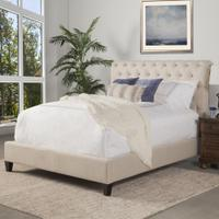CAMERON - DOWNY California King Bed 6/0 Product Image