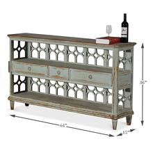 Wine Connoisseur Shelf