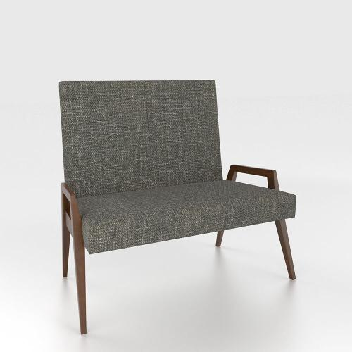 Gallery - Upholstered seat bench