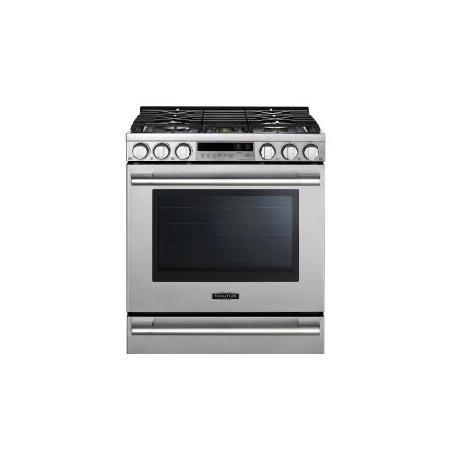 30-inch Gas Slide-in Oven Range