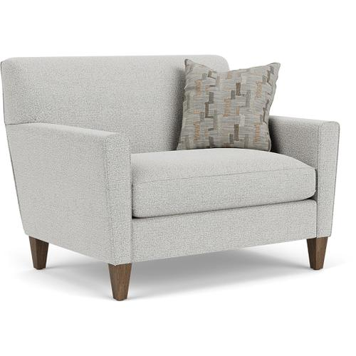 Flexsteel Home - Digby Chair and a Half