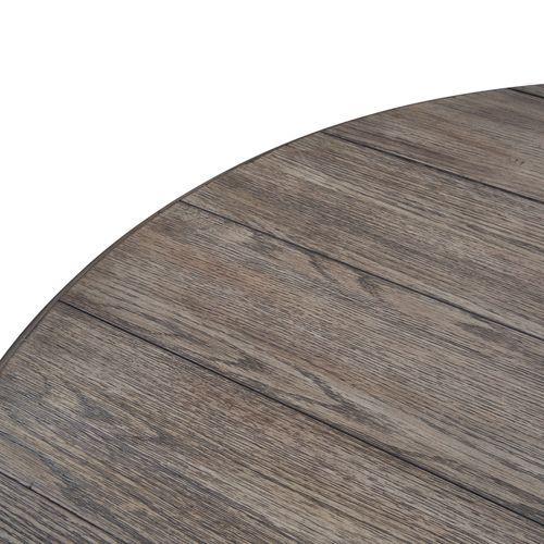 Gallery - Drop Leaf Single Pedestal Top