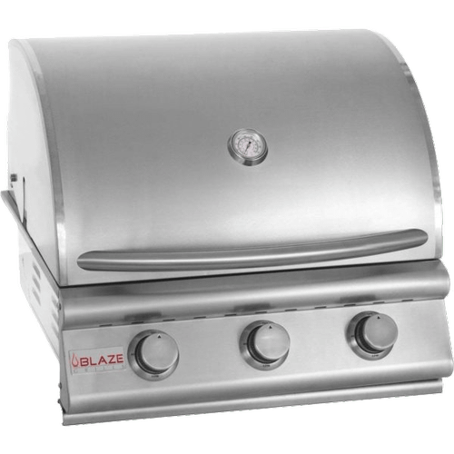 """Prelude LBM 25"""" 3-Burner Gas Grill, With Fuel type - Propane"""
